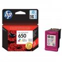 Cartus inkjet Ink Advantage  TriColor Original HP 650 - CZ102AE