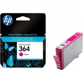 Cartus HP 364, CB319EE, Magenta, Original