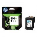 Cartus inkjet Black High Capacity Original HP 301XL - CH563EE