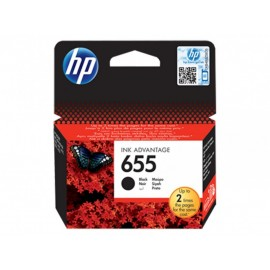 Cartus inkjet Black Original HP 655 - CZ109AE