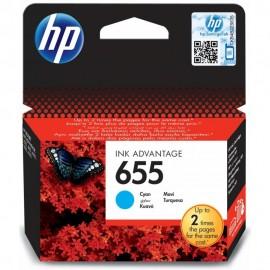 Cartus inkjet Cyan Original HP 655 - CZ110AE