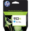 Cartus inkjet Cyan High Capacity Original HP 953XL - F6U16AE