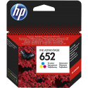 Cartus inkjet TriColor Original HP 652 - F6V24AE