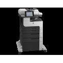 Multifunctional laser alb negru HP LaserJet Enterprise MFP M725f