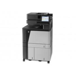 Multifunctionala laser color Hewlett Packard Color LaserJet Enterprise flow M880z+