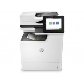 Multifunctionala laser color Hewlett Packard Color LaserJet Enterprise M681dh MFP