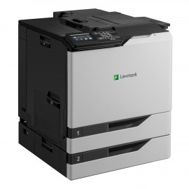 Imprimanta laser color Lexmark CS820DTFE