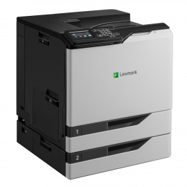 Imprimanta laser color Lexmark CS820DTE