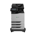 Multifunctional laser color Lexmark CX860DTE