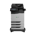 Multifunctional laser color Lexmark CX860DTFE