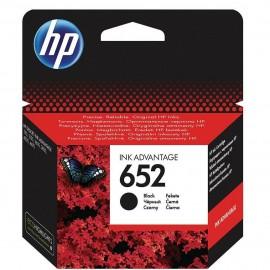 Cartus inkjet Black Original HP 652 - F6V25AE