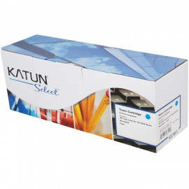 Cyan Toner Cartridge HP COLOR LJ CM 2320 FXI, COLOR LJ CM 2320 N MFP, COLOR LJ CM 2320 NFMFP, COLOR LJ CP 2020, COLOR LJ CP 2025