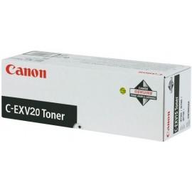 Toner Canon C-EXV20Y, Yellow, Original