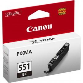 Cartus Canon CLI-551BK, Black, Original