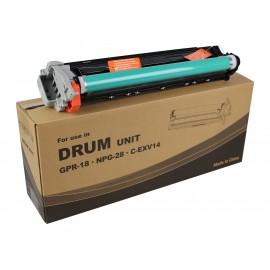 Drum Unit Canon C-EXV14, 0385B003BA, 0385B001BA, 0385B002BA, compatibil CET