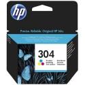 Cartus HP 304 XL, N9K08AE, Black, Original