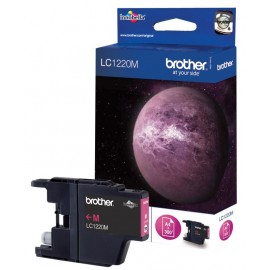 Cartus Brother LC1220M, Magenta, Original
