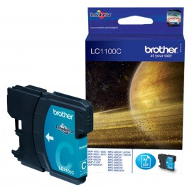 Cartus Brother LC1100C, Cyan, Original